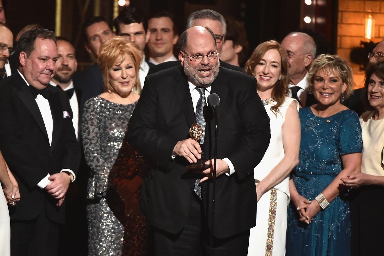 Oscar Award-Winning Producer Scott Rudin Steps Down Amid Abuse Allegations