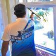 Edmonton window washer