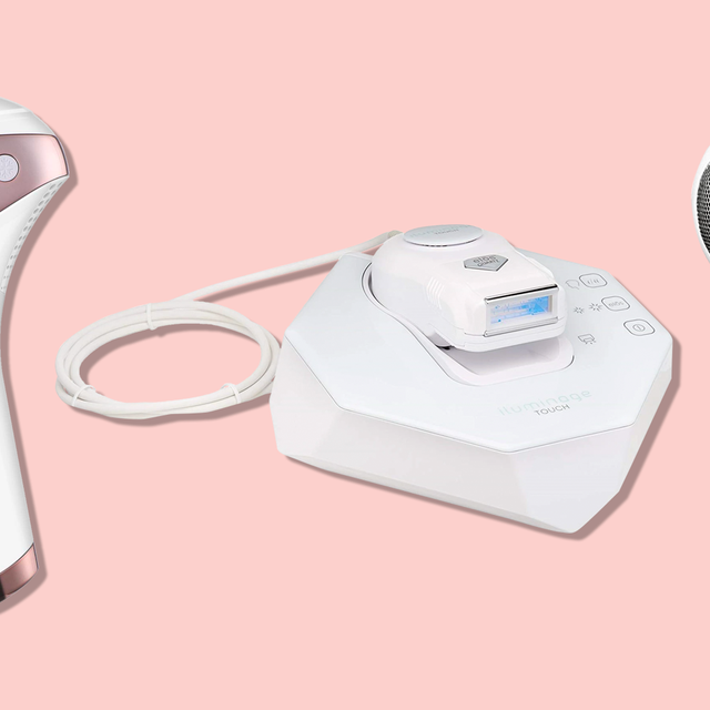 at-home laser hair removal device
