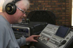 Bruce Hoff Recording Studio. Photo by Mark Triplett