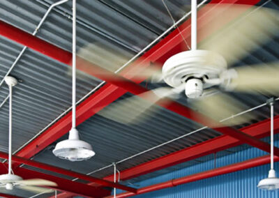 Ceiling Electrical Design and Installation