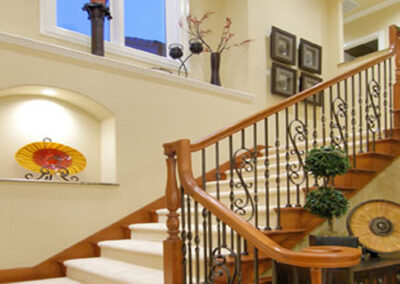 Residential designed lighting and installation