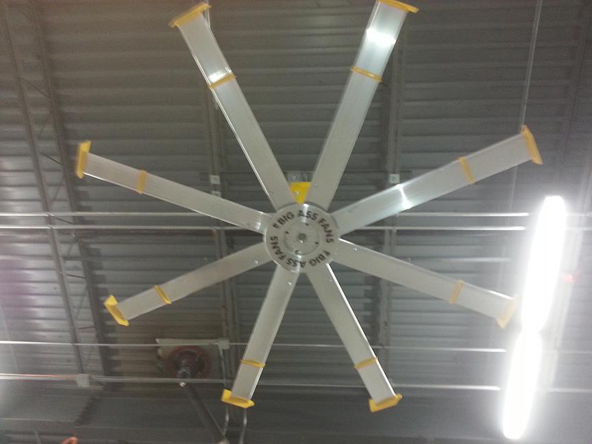 Commercial Ceiling Fan Installation Hicksville NY