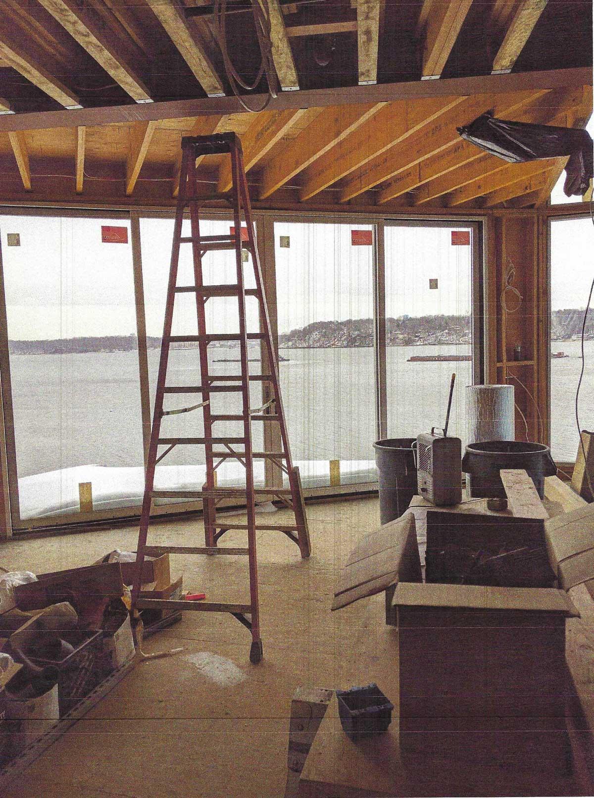 A New House in Port Washington, NY