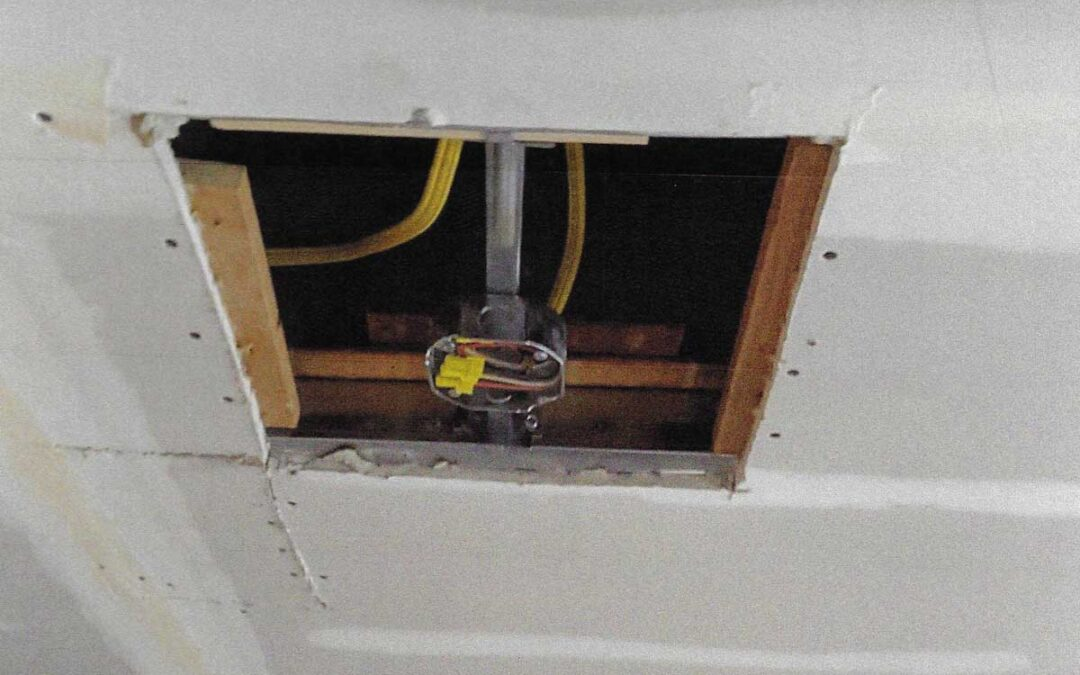 Water Damage Electric Repair in Queens Village NY