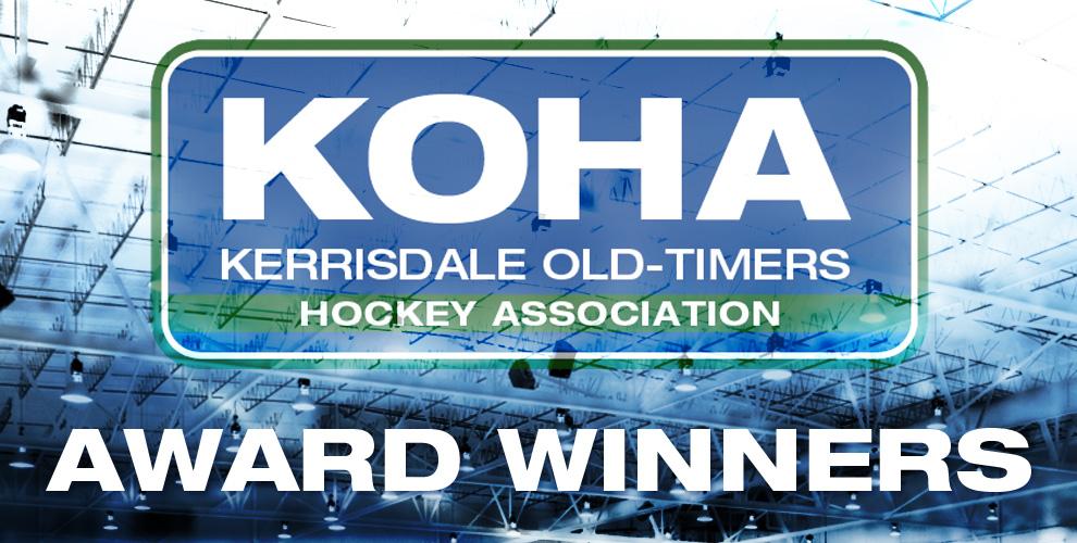 KOHA :: Award Winners