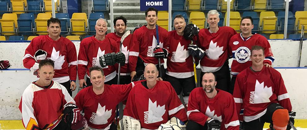 KOHA-Red-Team-Canada---2017-18-Season-Winners-Mens-Ice-Beer-League-Hockey-Vancouver-