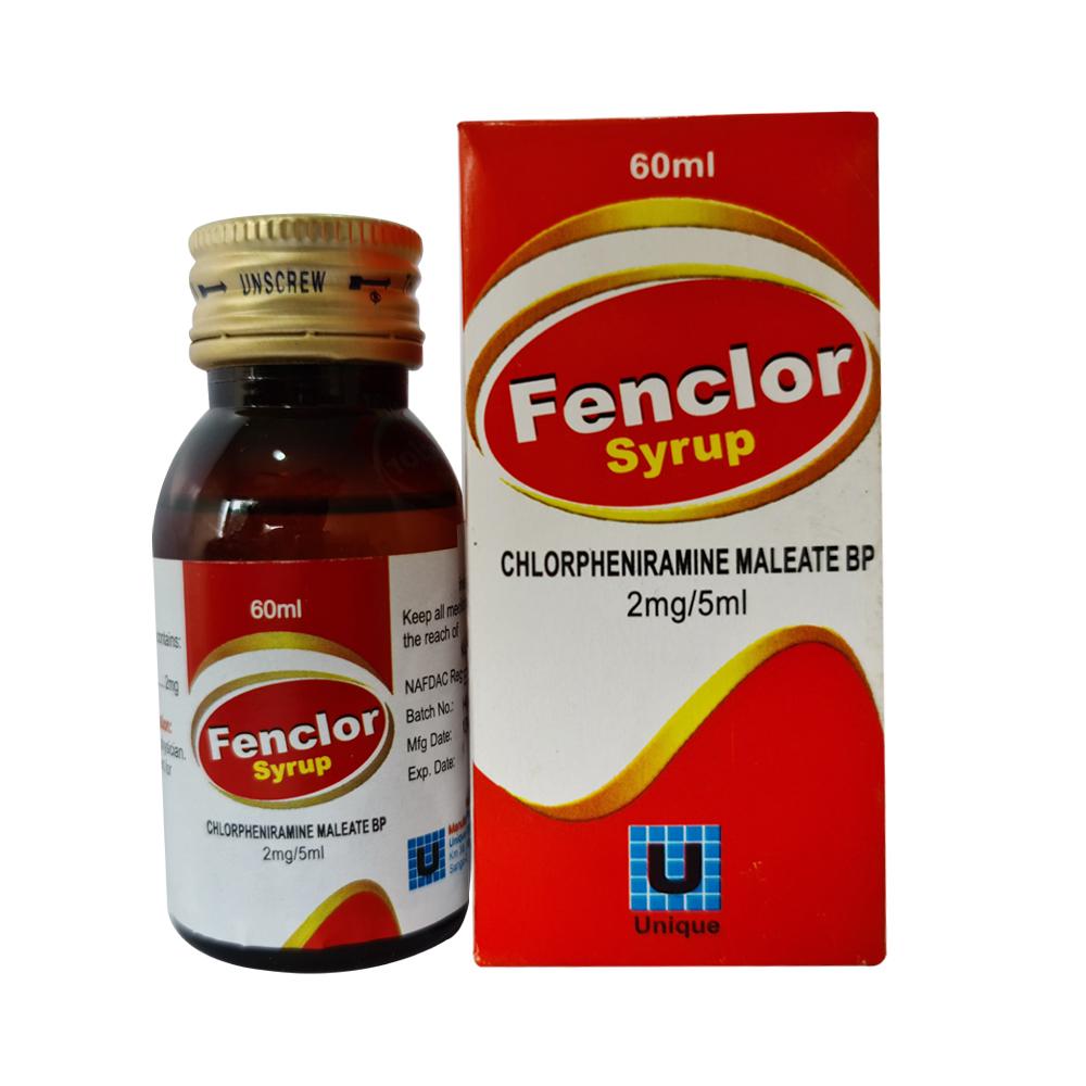 Fenclor-Syrup