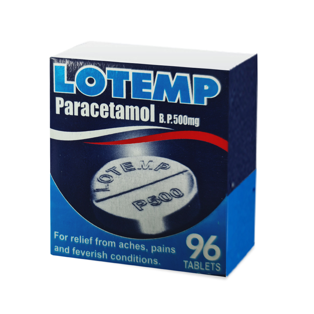 Lotemp-P-500