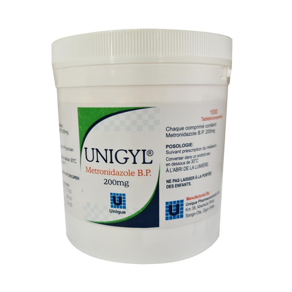 Unigyl-200mg