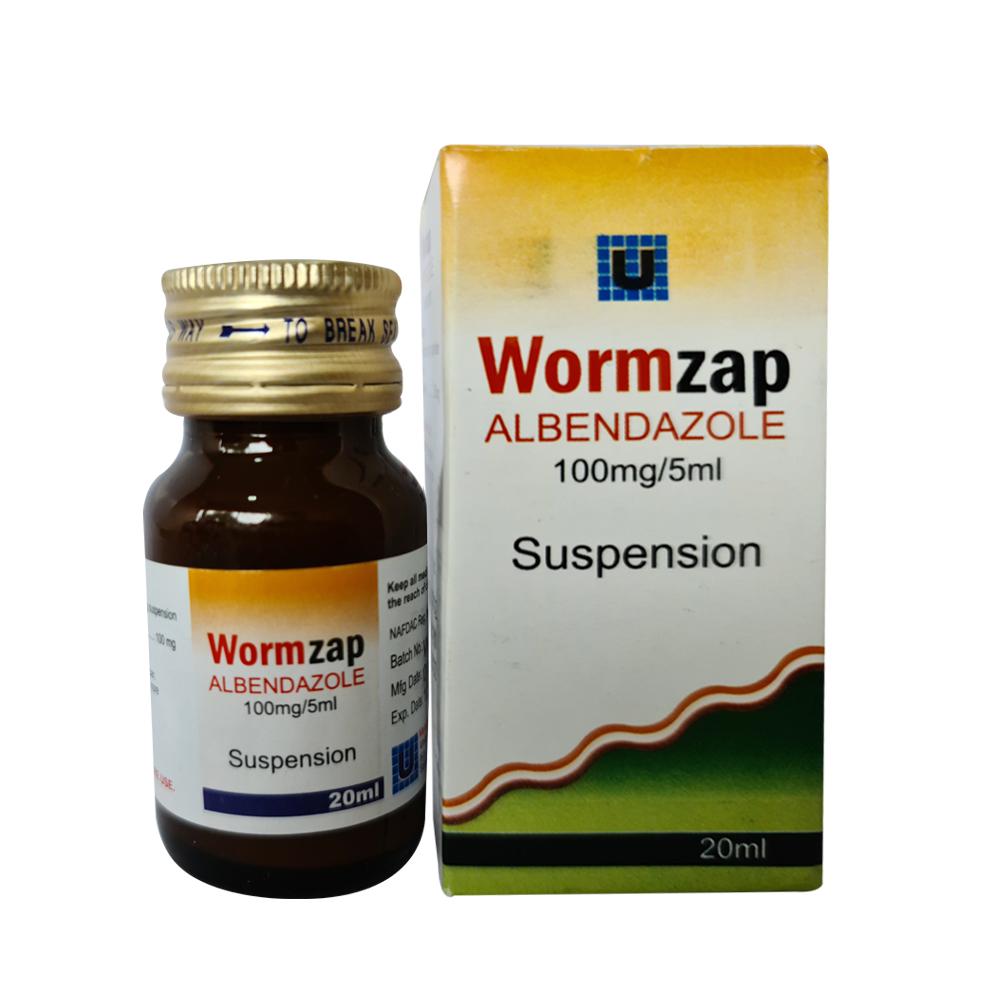 Wormzap-100mg5ml