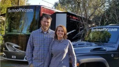Photo of Episode 020 – Eric & Tami Johnson with TechnoRV.com