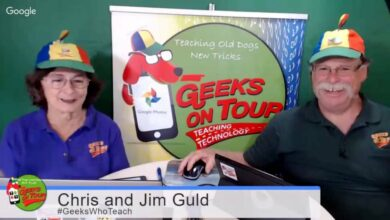 Photo of Episode 028 – Jim & Chris Guld with Geeks on Tour