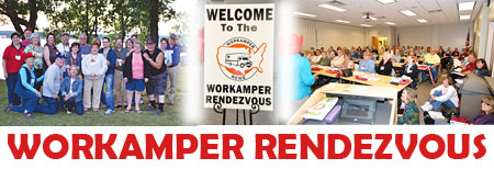 Workamper Rendzvous image