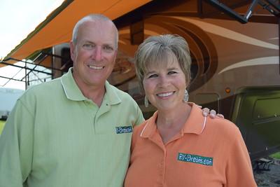Howard and Linda Payne