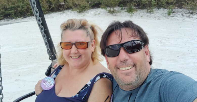 Trish and Bryan Carbonnell