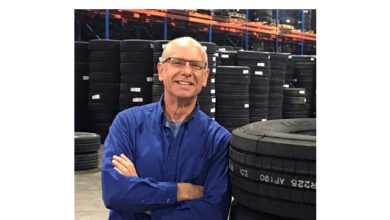 Photo of Jeff Bown, with MotorhomeTires.com, talks tire maintenance, safety and selection on Episode 088