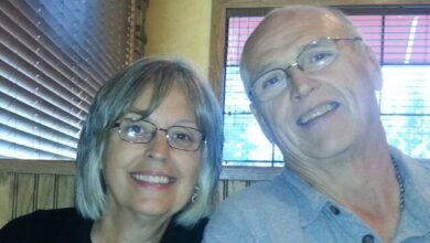 Photo of Don and Pat Hawes describe their RV-based business, Camping Keepers, in Episode 095