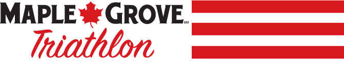 Maple Grove Triathlon Logo