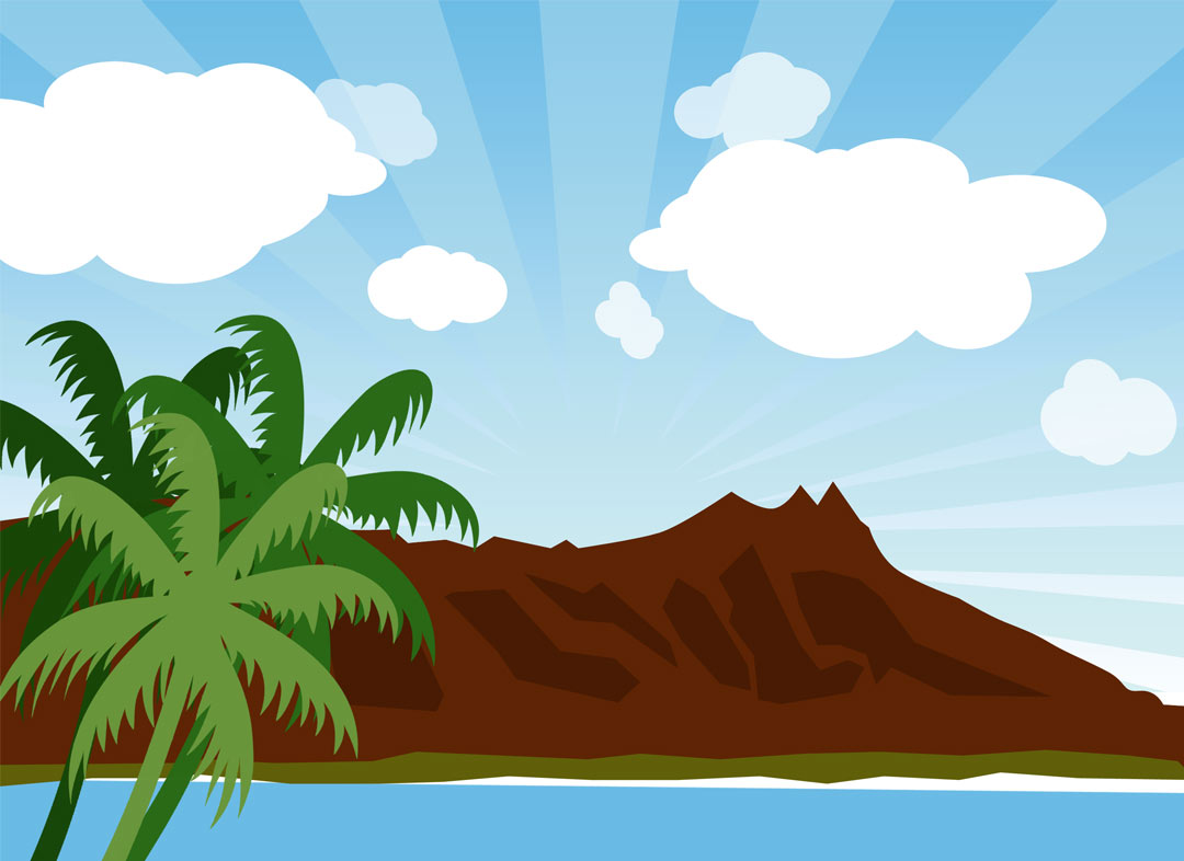 Ventura School District Graphic Illustration