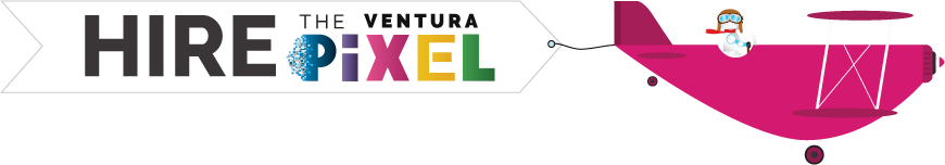 Contact The Ventura Pixel for Web Design, SEO, Photography, Graphics and Videogrpahy