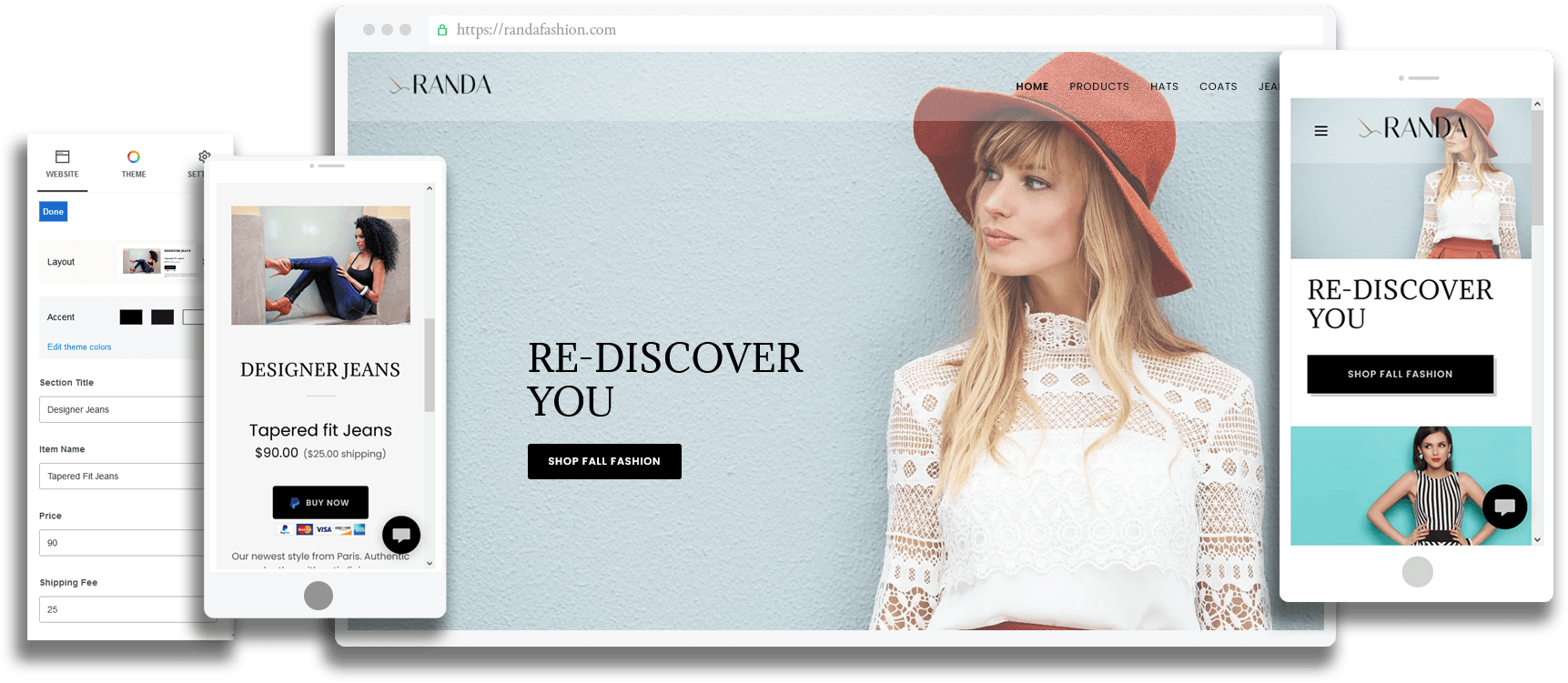 Build your own gorgeous website for less than WIX and Squarespace