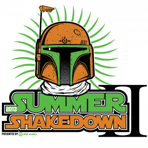 2013 SUMMER SHAKEDOWN
