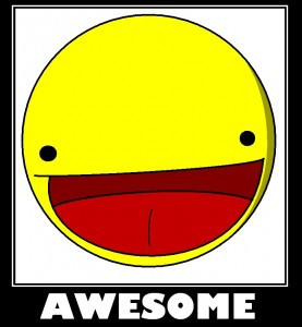 smiley-awesome