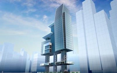 LIFTbuild Floorplate Building Image