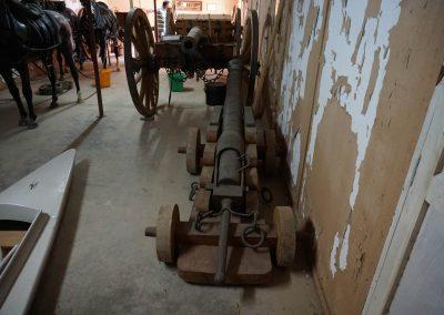 16th Century breech-loading cannon