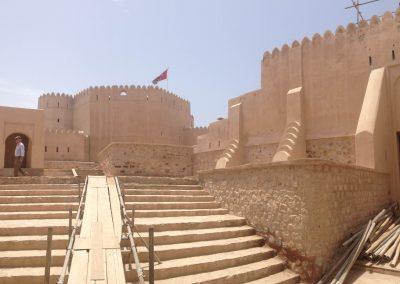 View of Al Hazm castle