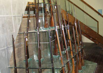 Rifles at Bayt Ar Ridaydah