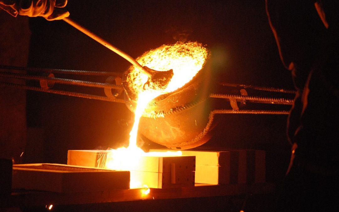 Smelting, Blueing and Sampling