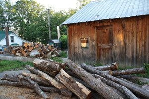Wood for Maple Season