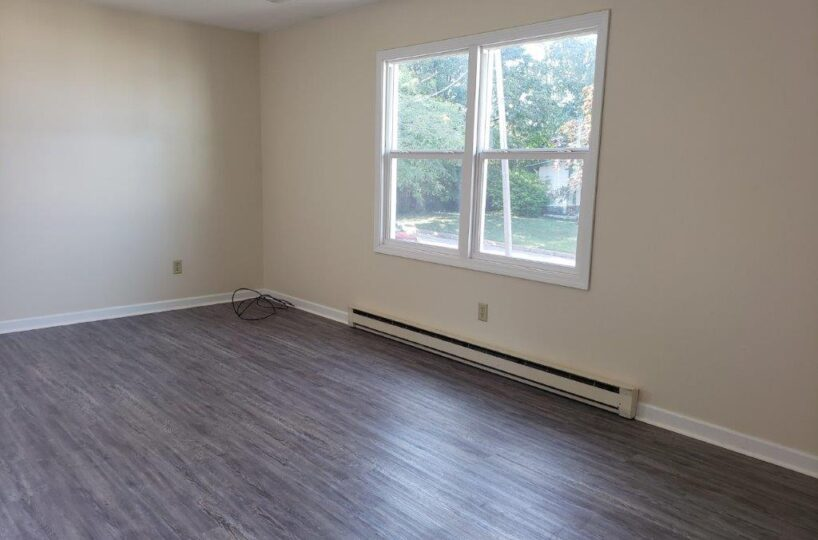 Apartment living space