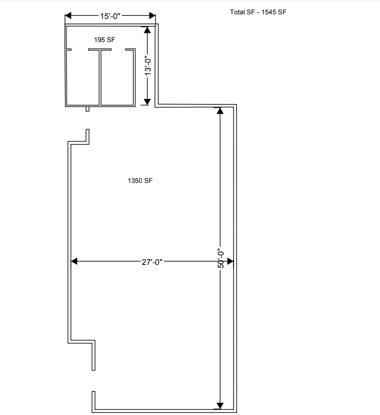 Commercial property for lease