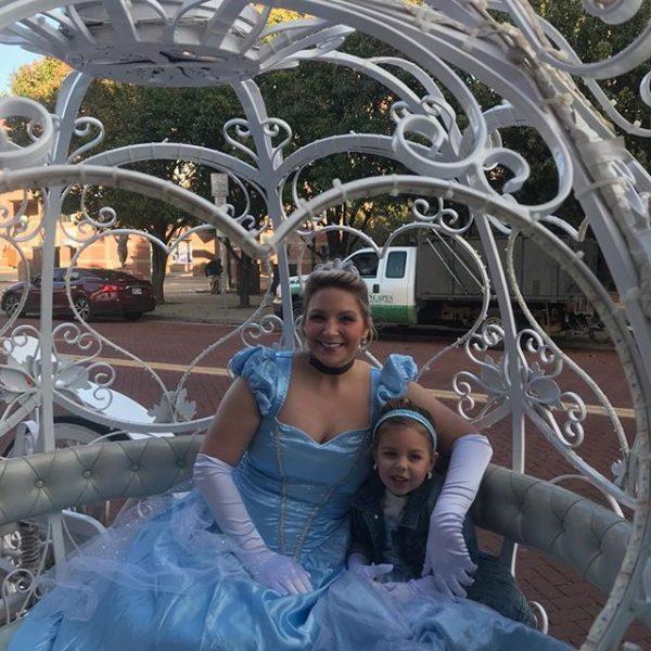 The real princess!