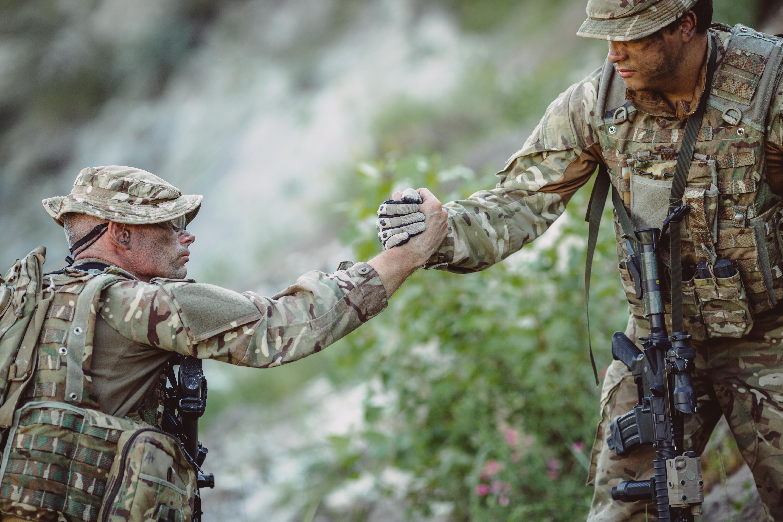 The Army Team Leader
