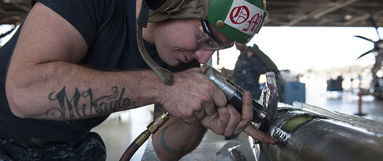An Ongoing Issue in the Military: Drugs & Tattoos