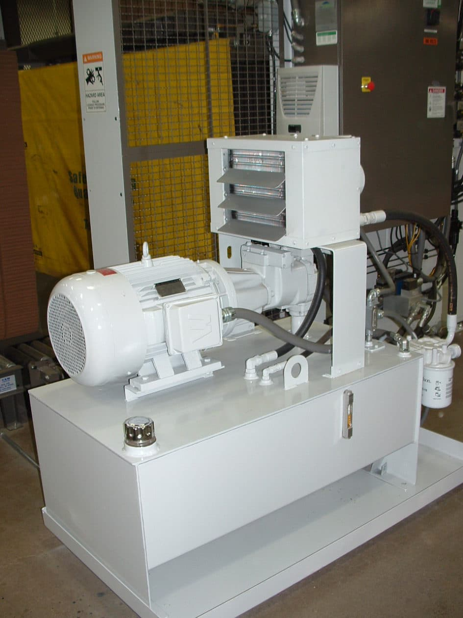 Industrial Equipment Painting Danbury CT