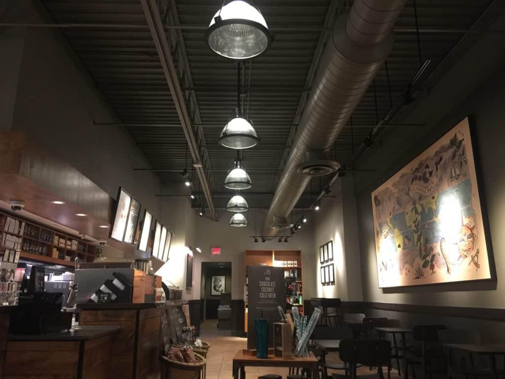 Starbucks Federal Rd Danbury CT
