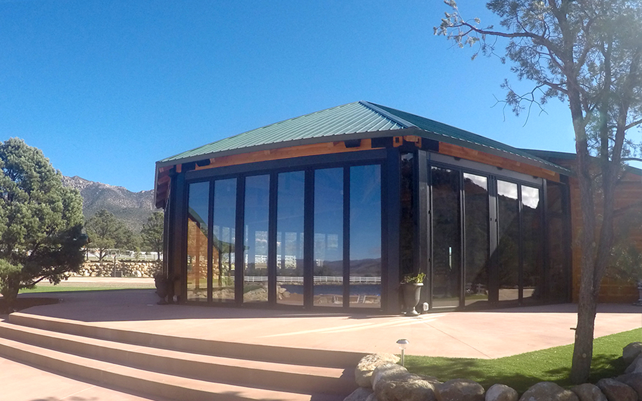 Pavilion Exterior