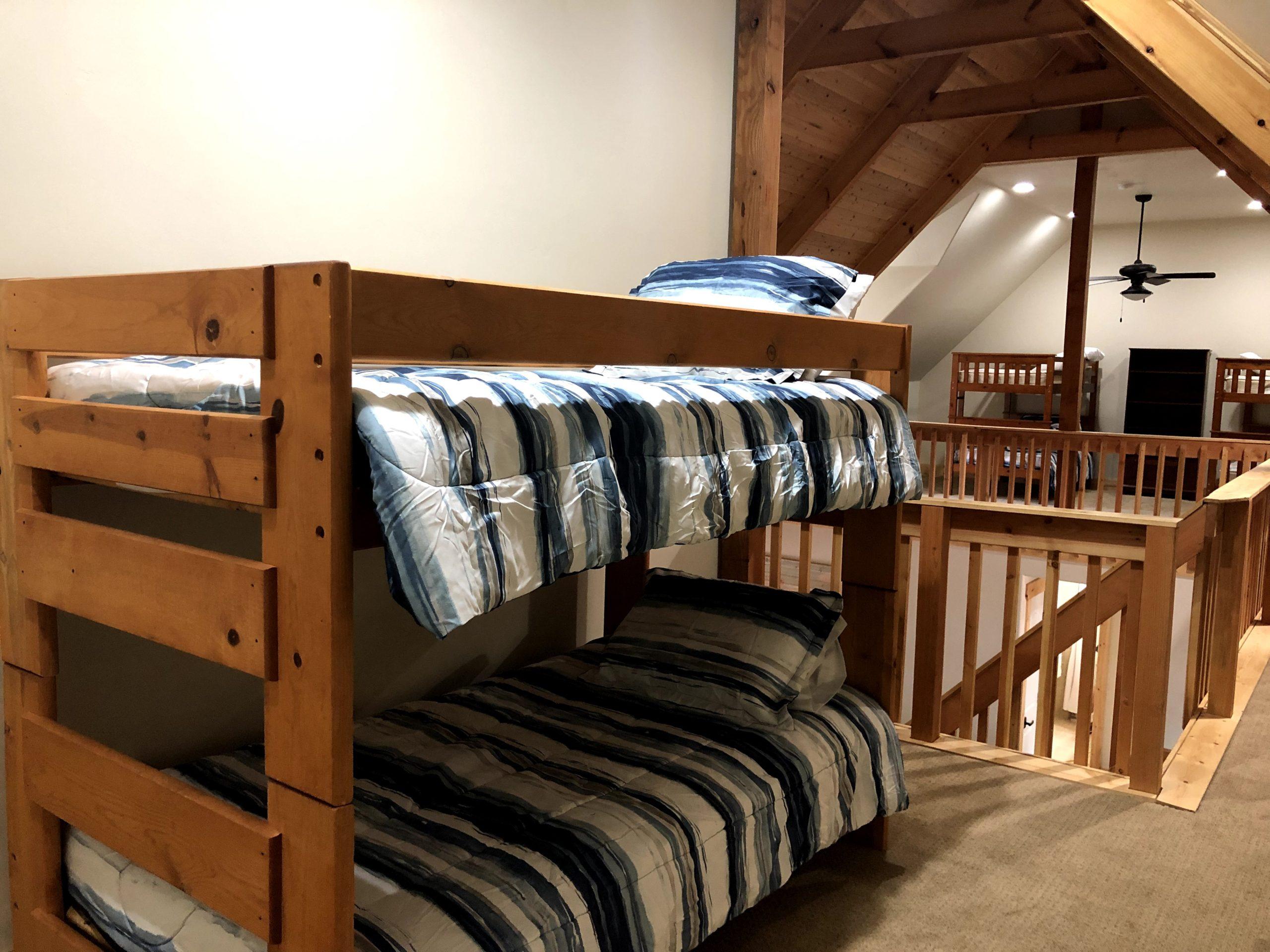 Lodge Loft Area