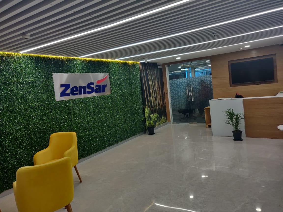 Zensar_Entrance
