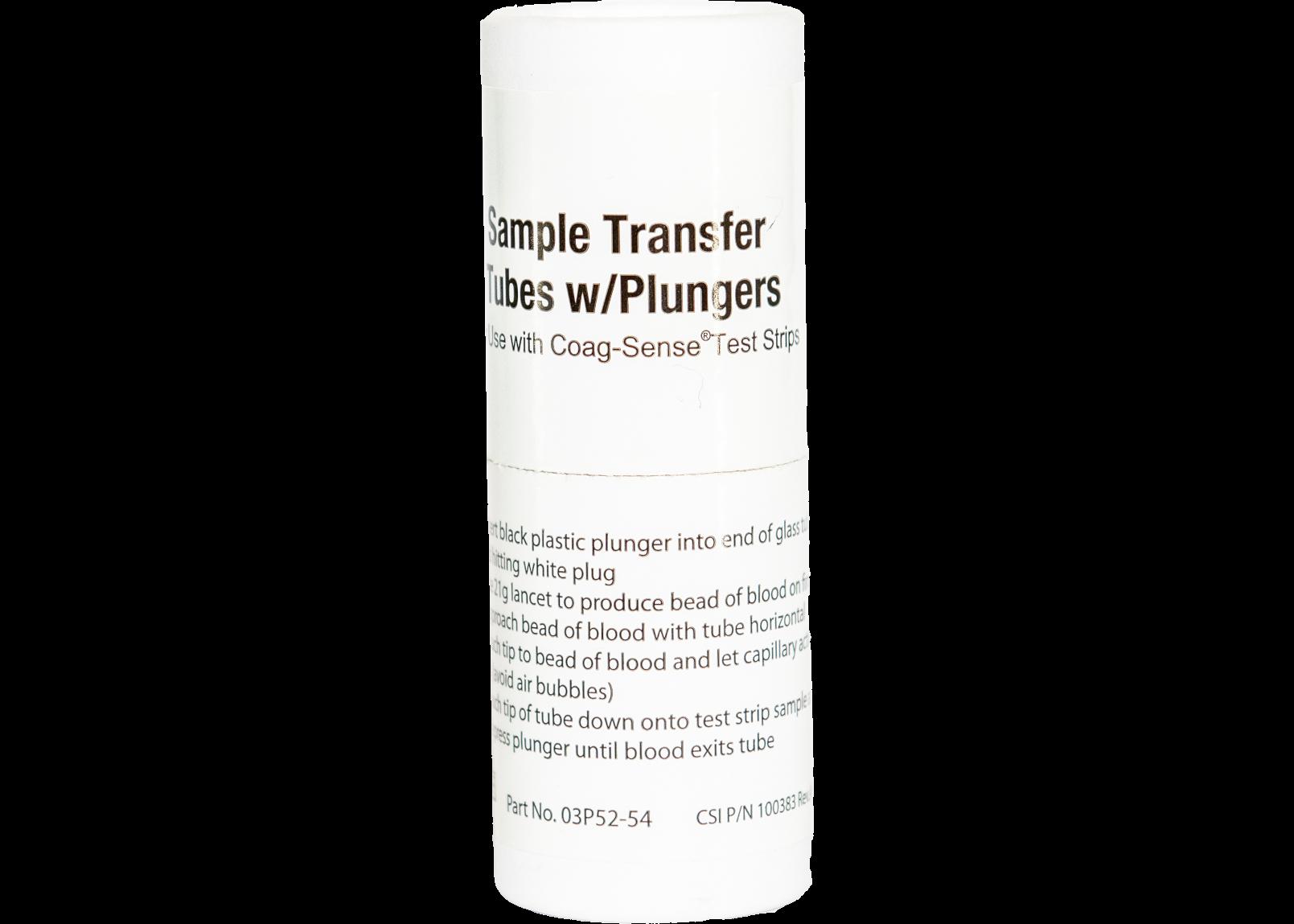 Sample Transfer Tube