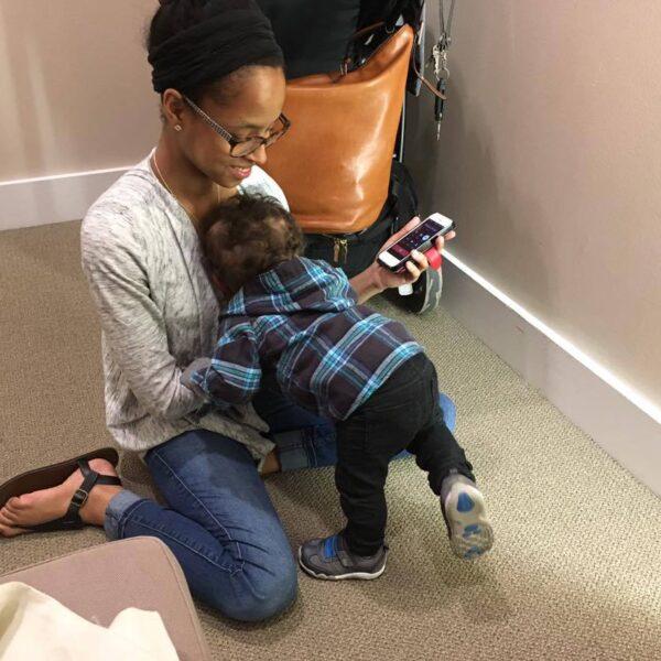 National Breastfeeding Month Profiles: Kimmy