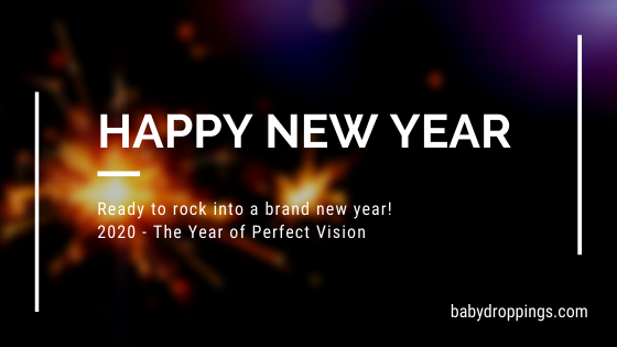 Happy New Year 2020! - babydroppings.com