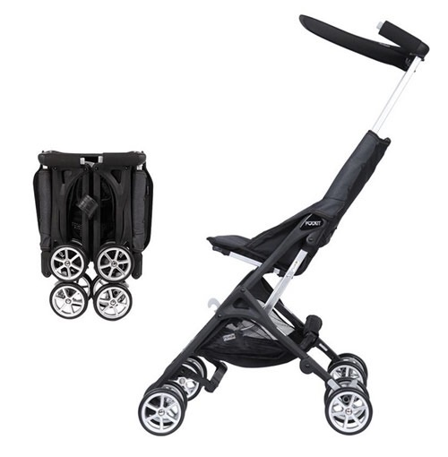 The GB Pockit stroller. Photo courtesy of BabyGizmo.com.
