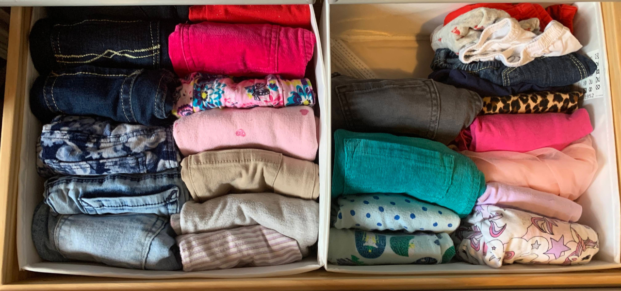 Tackling KonMari Category 1: Clothes