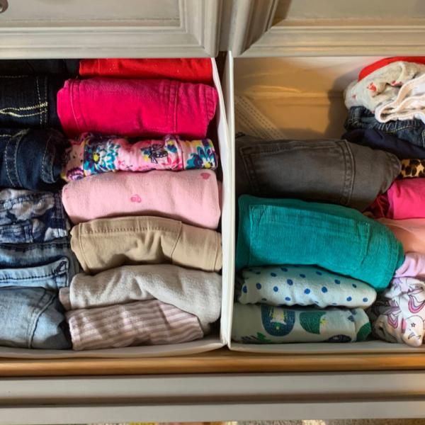 Tackling KonMari Category 1: Clothes